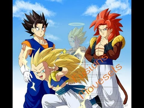 Dragon Ball Z Ultimate Tenkaichi Gotenks, Vegito and ...