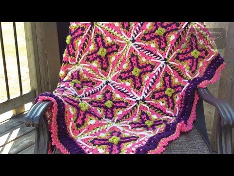 How to Crochet an Afghan: Mystery Afghan