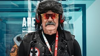 The Apex RANKED GRIND to Predator with DrDisrespect