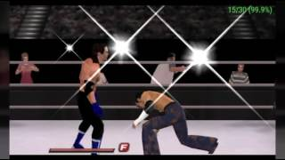 WWE SmackDown vs Raw 2011 AJ Styles (CAW) İmzalar ve Bitirenler