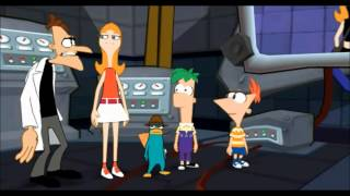 Phineas and Ferb - Across The 2nd Dimension Video Game [Cutscenes]