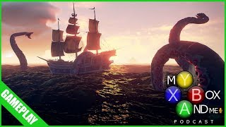 Hunting Our First Kraken - Sea Of Thieves - GAME PLAY!