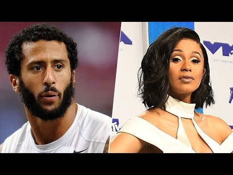 Cardi B Reportedly Turns Down Super Bowl Halftime Show for Colin Kaepernick Mp3