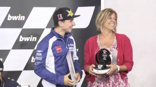 Lorenzo and Crutchlow fight for pole position at Brno - Extra Round