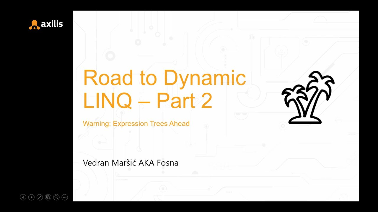 Road to Dynamic LINQ - Part 2