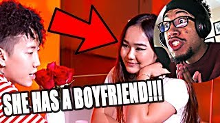 Speed Dating With JAY PARK | SHE'S ABOUT TO RISK IT ALL!!!