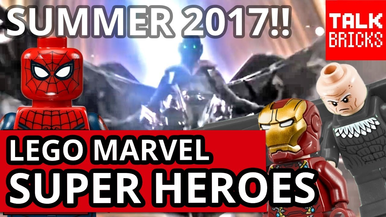LEGO Spider Man Homecoming Summer 2017 Set Rumors!! The ...