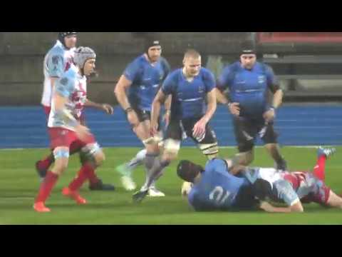 Rugby ERC Luxembourg Estonia full match November 11th 2017