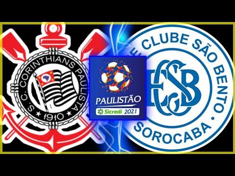 Corinthians x São