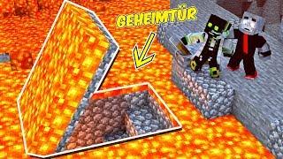 DIE BESTE GEHEIMTÜR der WELT?! - Minecraft [Deutsch/HD]