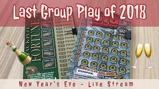 Live Stream Scan - Last Group Play of 2018