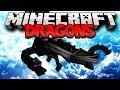 Minecraft DRAGON ATTACK! Minecraft Dragons Mini-game w/ Lachlan & Friends