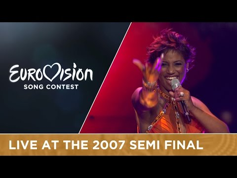 Edsilia Rombley - On Top Of The World (The Netherlands) Live 2007 Eurovision Song Contest