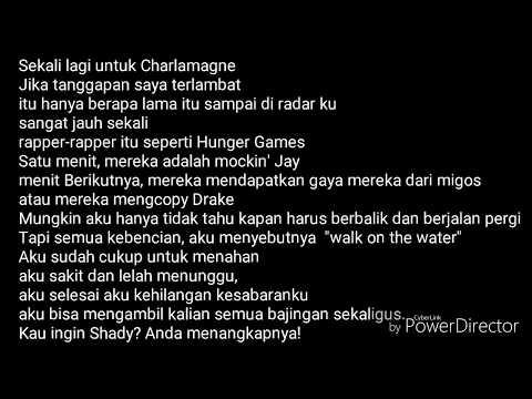 Eminem - Kamikaze - Fall - Terjemahan Indonesia