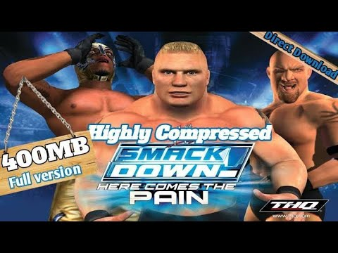 How to download & install WWE smackdown game for pc in Hindi
