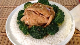 How To Cook Chinese Chicken Broccoli-asian Food Recipes