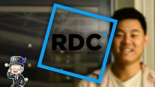 Inside Roblox Developer Conference! (RDC VLOG 2018)
