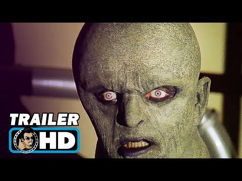 THE EVIL WITHIN Official Trailer (2017) Horror Movie HD