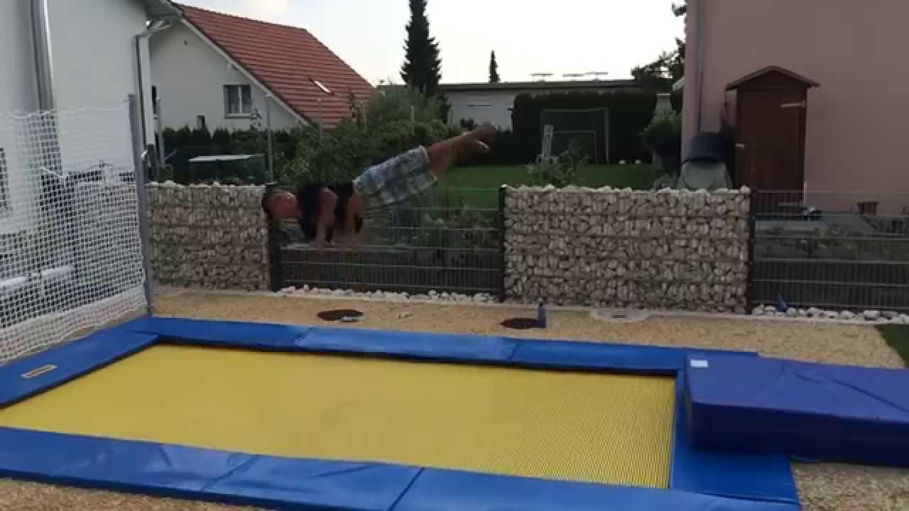 eurotramp grand master trampoline session 2 2014 youtube