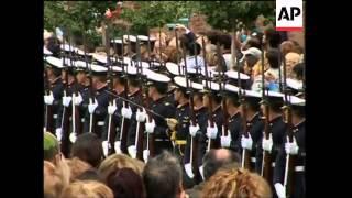 Funeral of former President Raul Alfonsin