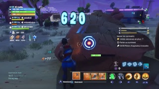 (En vivo/PS4/FR) Fortnite Save the World siguiendo a La triste Valley 3 (GB el suscriptor de 1.3k)!!!