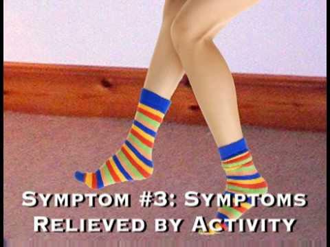 Diagnosing Restless Legs Syndrome (RLS #3)