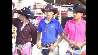 "Oswaldo Colmenares ""Gerilla"" en Zacualpan, Nayarit..."