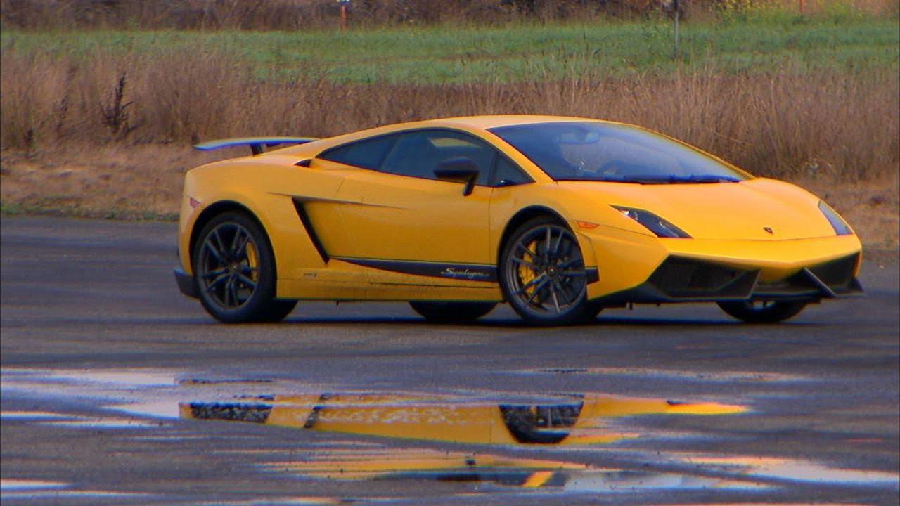Cnet On Cars Lamborghini Gallardo Lp 570 4 Superleggera
