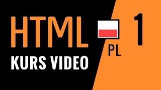 Kurs HTML odc.1: Tworzenie stron www - pierwszy projekt, wiedza podstawowa thumbnail