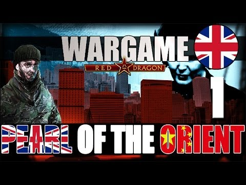 Wargame: Red Dragon -Campaign- Pearl of the Orient: 1