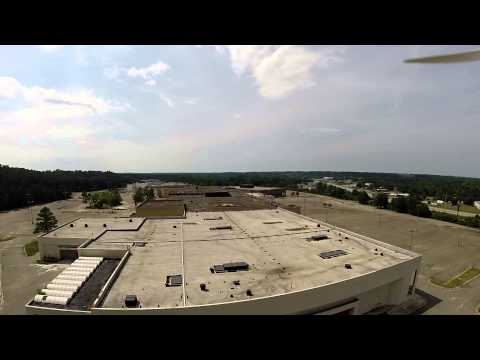 RIP Regency Mall Augusta Georgia Aerial Videography Photography