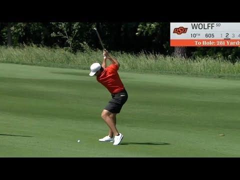 2019 NCAA Men's Golf National Championships - Highlights