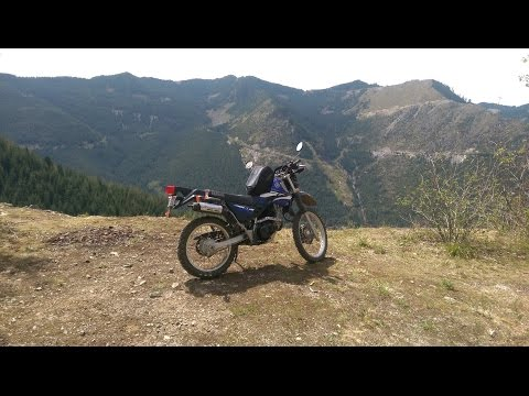 Washington State National Forest road NF9021