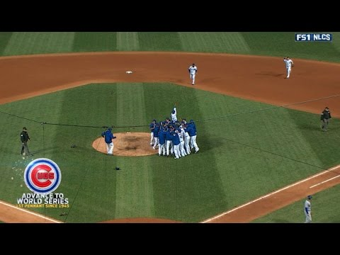 Cubs turn two to win the pennant