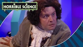 Horrible Science - Mark's Comedic Interviews   Science for Kids   #Christmas
