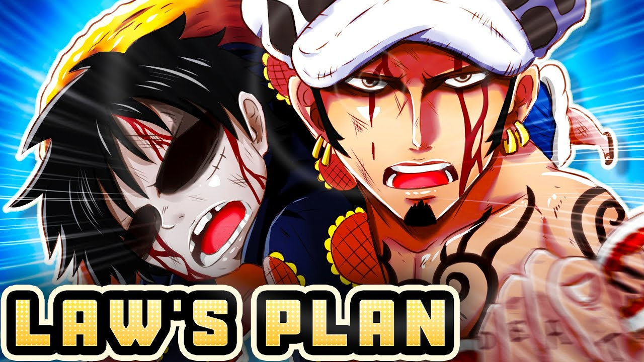 Download This Is Why Law Actually Saved Luffy At Marineford