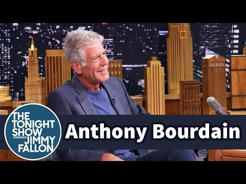Thumbnail: Anthony Bourdain Documents the Return of First Celebrity Chef from Exile