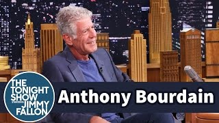 Anthony Bourdain Documents the Return of First Celebrity Chef from Exile