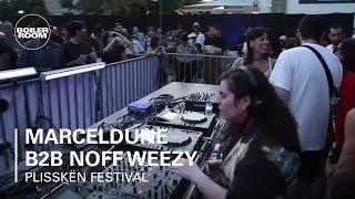 MarcelDune b2b Noff Weezy | Boiler Room x Plisskën Festival