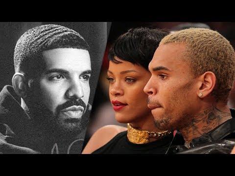 Drake & Chris Brown REIGNITE Feud Over Rihanna!