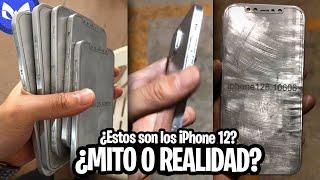 """LA VERDAD DE LOS MOLDES iPhone 12 """"FILTRADO"""""""