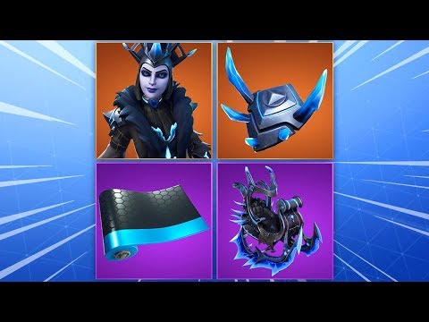 NEW Free Rewards In Fortnite.. (Ice Storm Challenges)