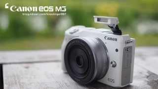 캐논 EOS M3  미러리스 카메라 CANON