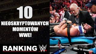 Baixar Ranking WWE: 10 nieoskryptowanych momentów! w/Typowy Balik!✔.