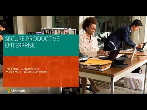 Mit SPE zum mobilen Arbeiten bei höchster Sicherheit | Microsoft