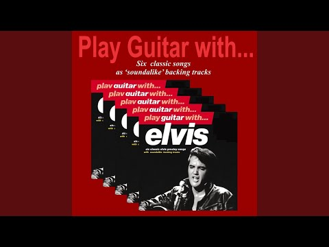 Suspicious Minds (full Instrumental Performance With Guitar)