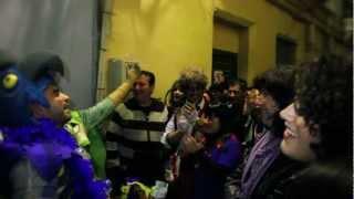 comparsa los loros yeye carnaval de cádiz 2012 samba