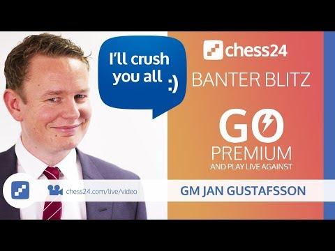 Banter Blitz with Jan Gustafsson (137)