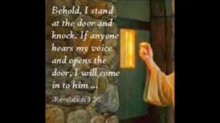 he stood outside my door