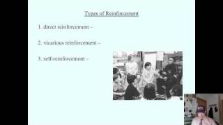 4. SOCIAL LEARNING: FOUR CONDITIONS NECESSARY